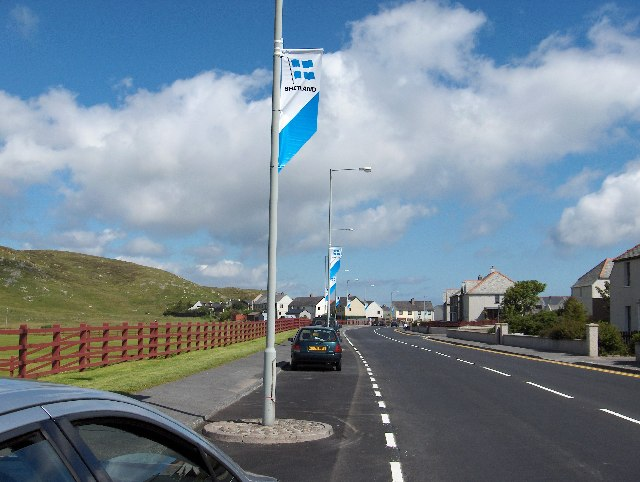South Lochside Road, Lerwick
