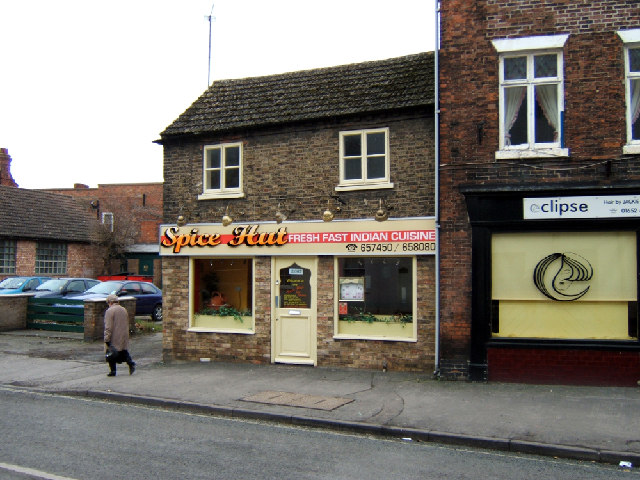 The Spice Hut, Brigg