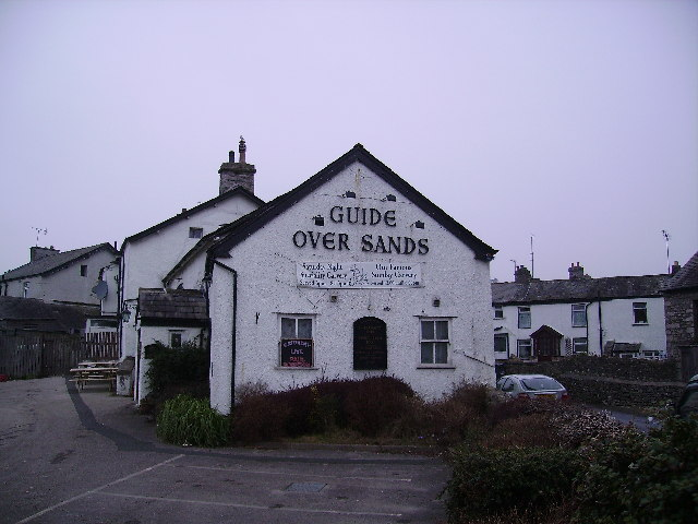 Guide Over Sands Allithwaite