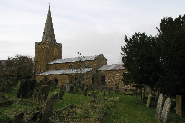 St Laurence Shotteswell