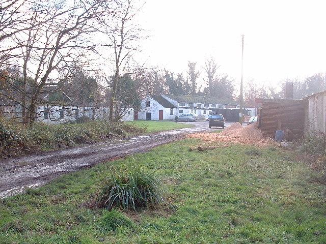 Leedsgate Farm, Bedford Purlieus Woods