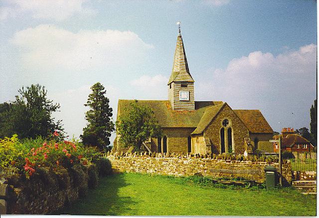 Thursley Church.