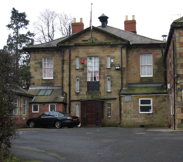 Masonic Hall, Winton House