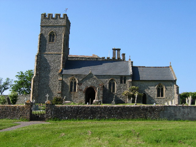 St. Mary's Church - East Quantoxhead, Somerset