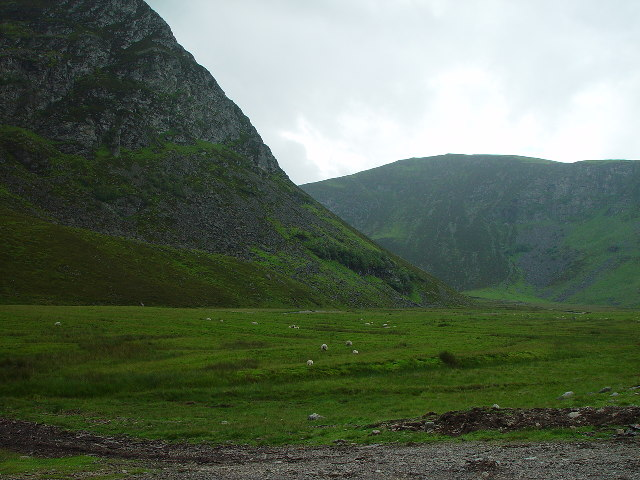 North Flank of Craig Maskeldie, Glen Lee