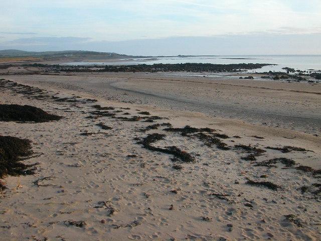 Peninver beach, Kintyre.