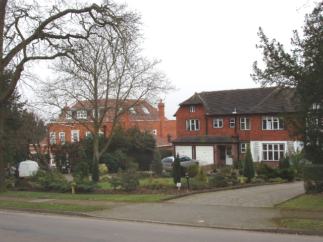 Houses in Astons Road, Moor Park, Northwood