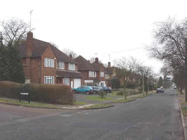Westbury Road, Northwood