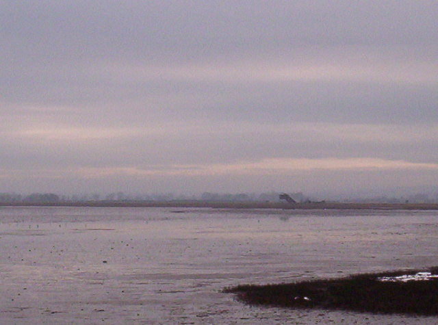 Montrose Basin and Farm Machinery