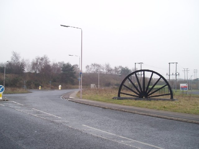 Crown Farm Way, Clipstone