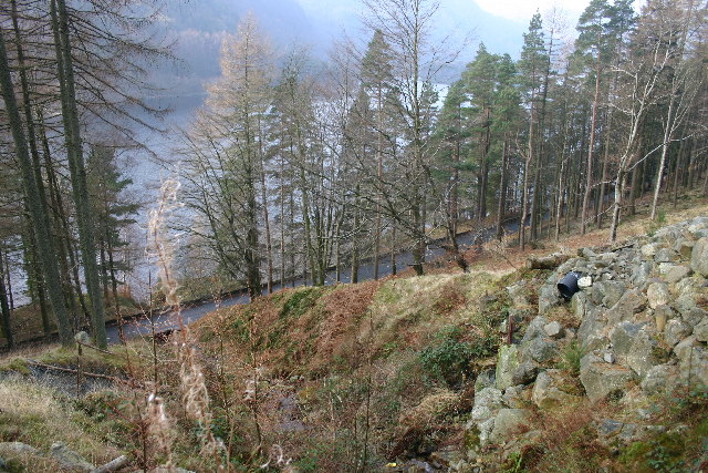 Beck into Thirlmere