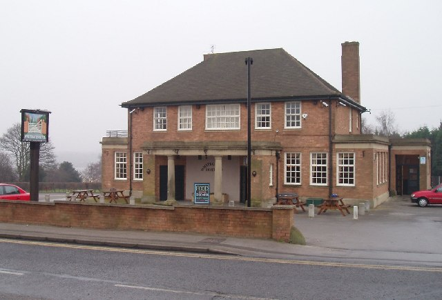 The Whitegates Hotel. Clipstone Road East