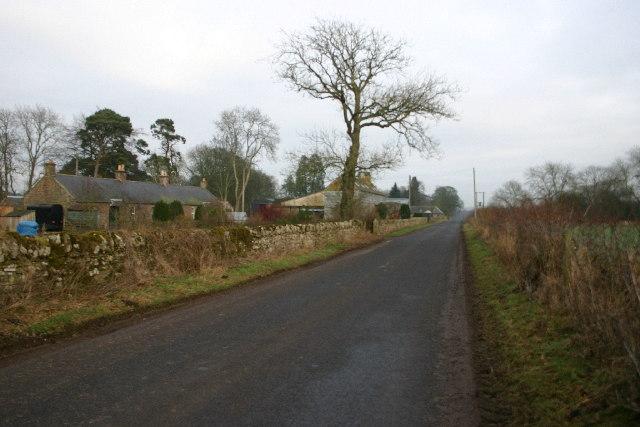 Burghill farm