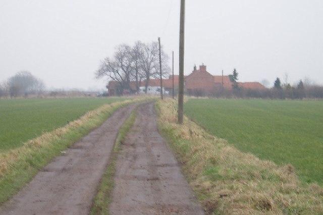 Beckingham Grange, A17