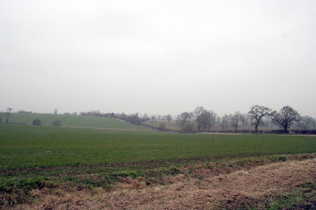 Osgoodby Farm and fields