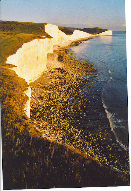 Seven Sisters and Foreshore.