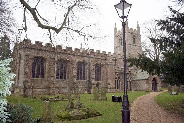St Andrews Church Irnham