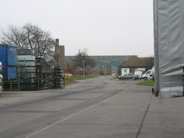 Naas Lane Industrial Area Quedgeley