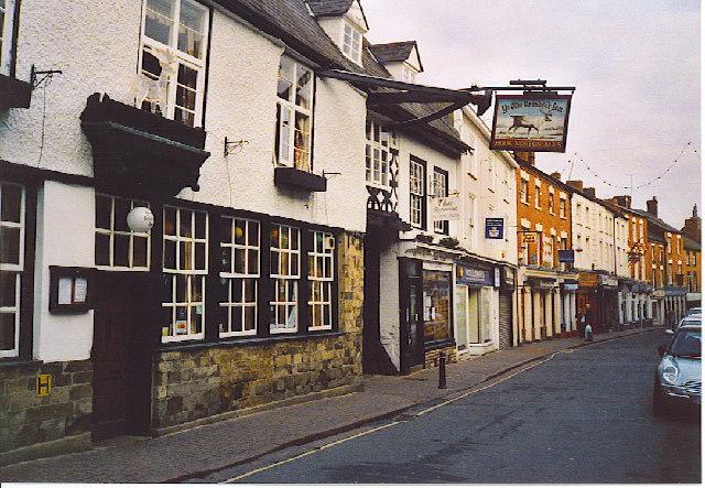 Ye Olde Reindeer Inn