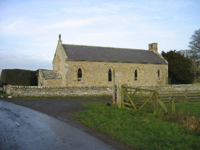 R.C. Church, Great Swinburne
