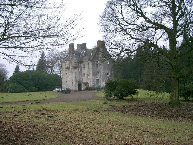 Tullibole Castle