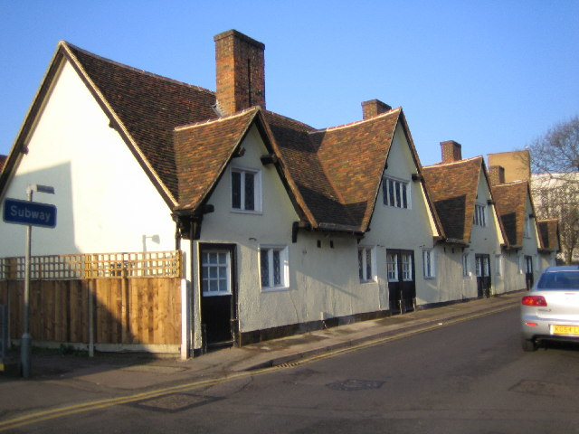 Watford: The Bedford Almshouses