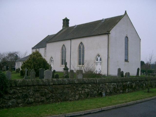 Fossoway Church