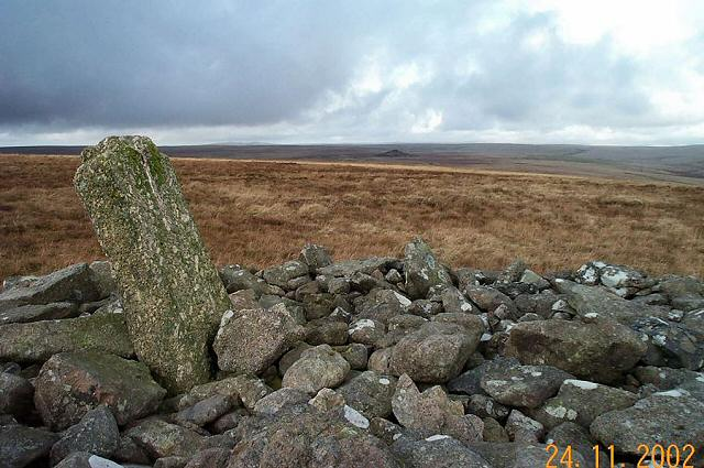 Petre's Cross - South Dartmoor
