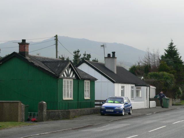Tanaerau, Pontllyfni, Gwynedd.