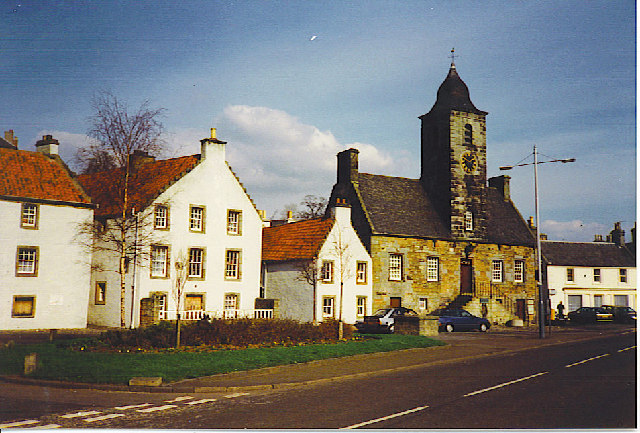 Culross, Town House
