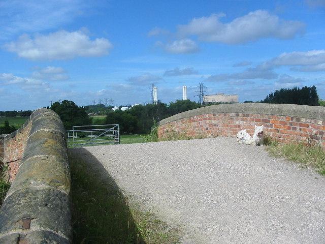 Ullicker's Bridge, Borrowash