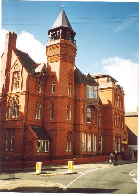 Eye, Ear and Throat Hospital, Murivance, Shrewsbury