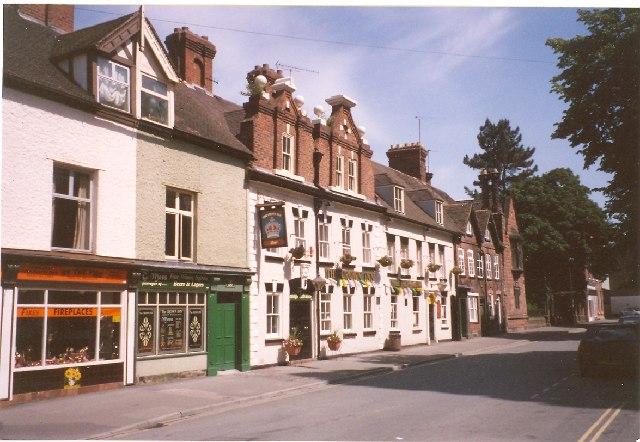 Abbey Foregate, Shrewsbury