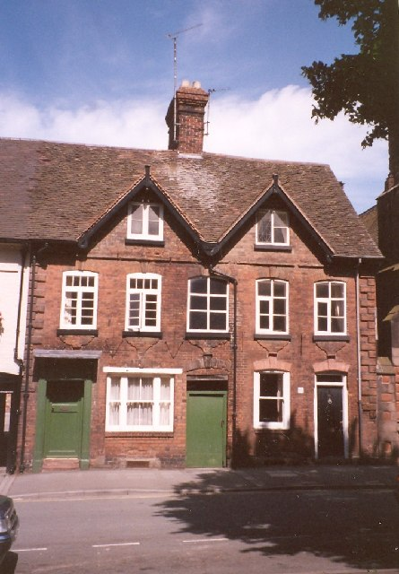 29 and 31 Abbey Foregate, Shrewsbury
