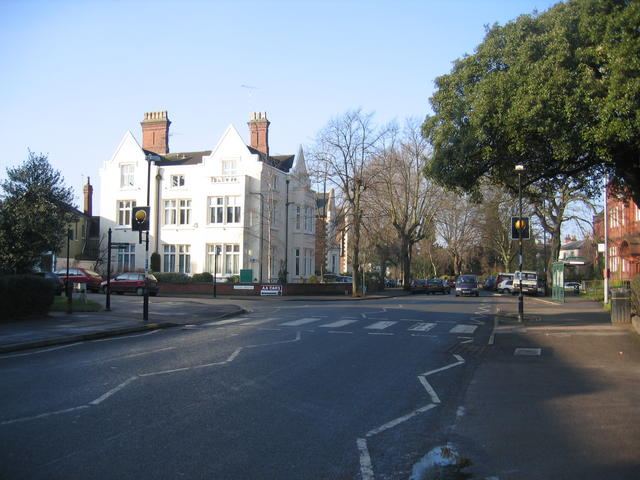 Site of Avenue Road Tram terminus
