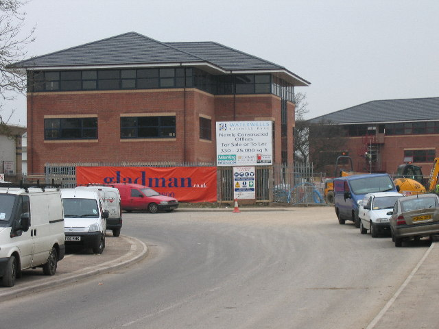 New offices on Waterwells Business Park Quedgeley