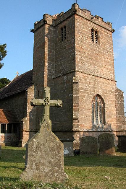Pauntley Church