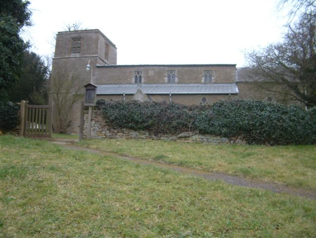 All Saints' Church, Croughton