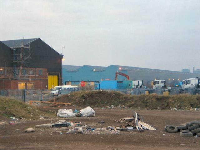 Deeside Steelworks