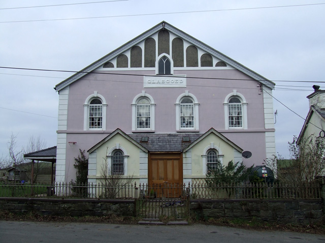 Glasgoed Chapel