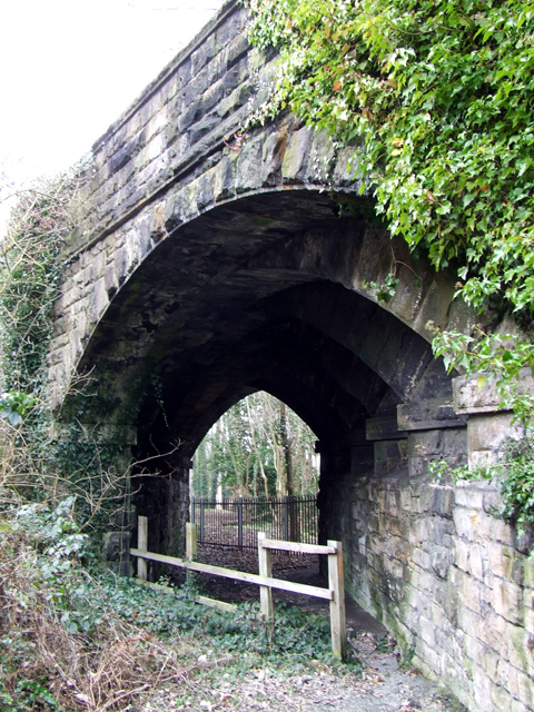 Bridge carrying the B4547