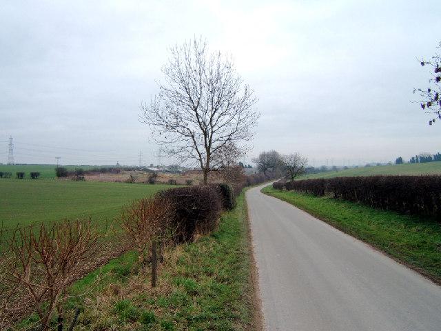 Near Burnham