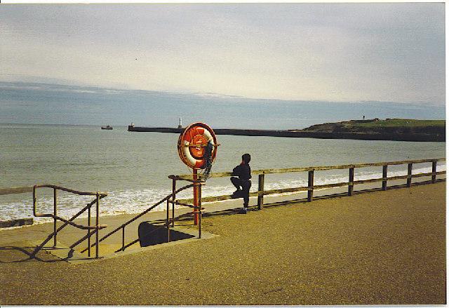Aberdeen Promenade.