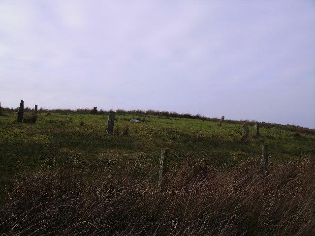 Stone Circle Roeburndale