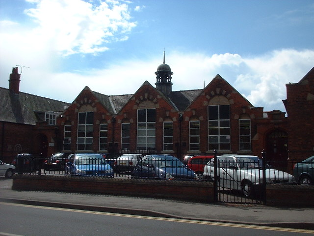 North-County Primary School, Ropery Road
