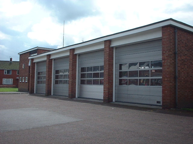Gainsborough Fire Station, Nelson Street.