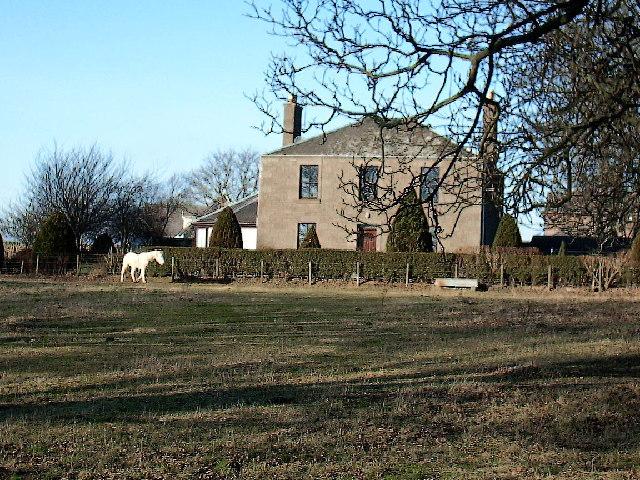 Halkerton Farm, Forfar