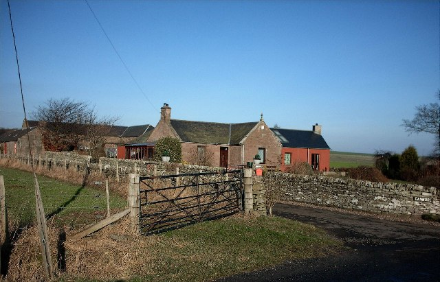Canmore Farm By Forfar