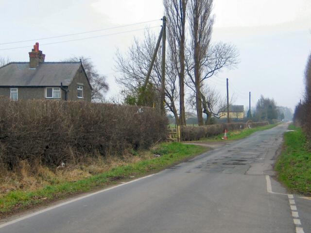 Green Lane to Sealand