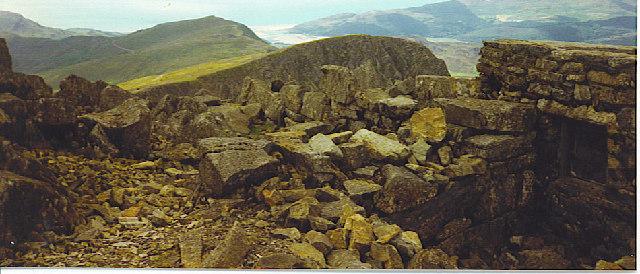 On Top of Cader Idris.